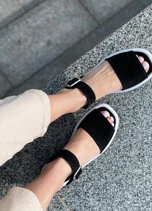 Босоножки кожаные, сандалии, сандалі шкіряні