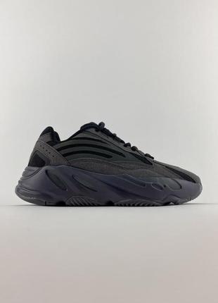 Женские кроссовки adidas yeezy boost 700 v2 vanta gray
