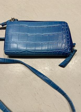 Кожаная сумка, клатч, кошелёк