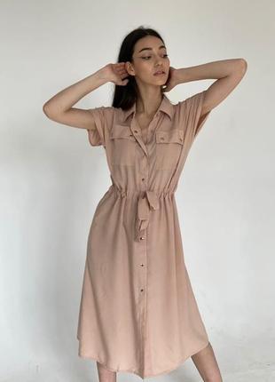 Новый цвет   ▪️ платье женское «кулиска»