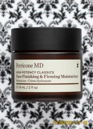 Антивозрастной укрепляющий крем perricone md face finishing & firming moisturizer 59 мл