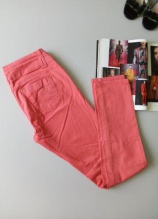 Летние стрейчевые джинсы скини 🌺🌺🌺390