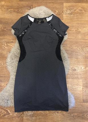 Шикарное платье бренда guess