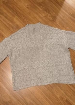 Уютный   свитер  свитерок  george2 фото