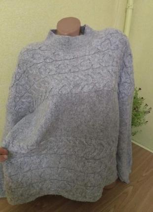 Уютный   свитер  свитерок  george3 фото