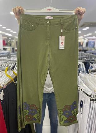 Женские турецкие джинсы турция батал лето  от 48 до 54р