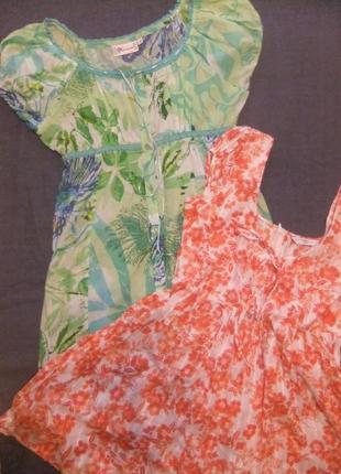 Платья нарядные фирменные - 2 шт за 180 грн!!!  натуральная ткань!!!   размер 40-42-44.