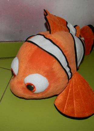 Мягкая игрушка рыба рыбка немо nemo disney