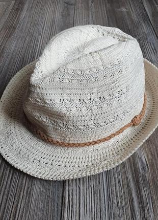Шляпа подросток мужская george 56см