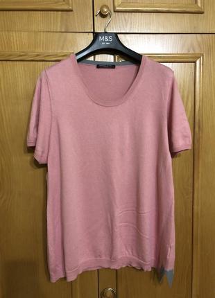 Marina rinaldi sport by max mara , трикотажная футболка, свитерок