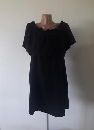 Платье сарафан летнее в идеале под льон в стиле кармен