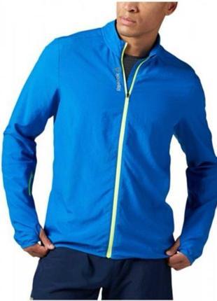 Куртка вітровка reebok speedwick m(44-46)