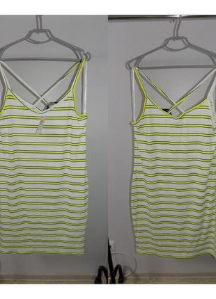 Новое платье миди f&f