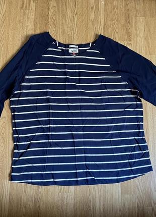Блуза рубашка tommy hilfiger