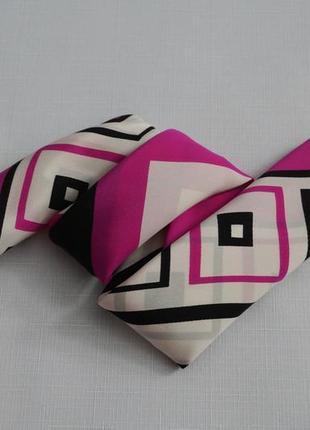 Jjbenson маленький шелковый платок.