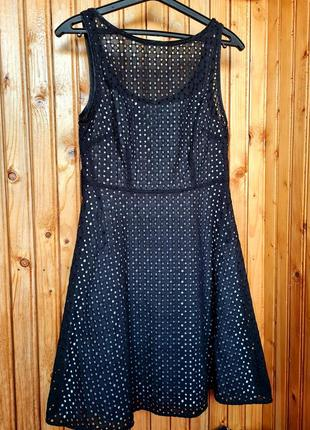 Красивое платье сарафан хлопок