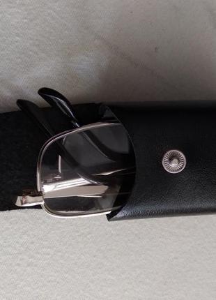 Практичные ,складные очки для чтения +2.5.