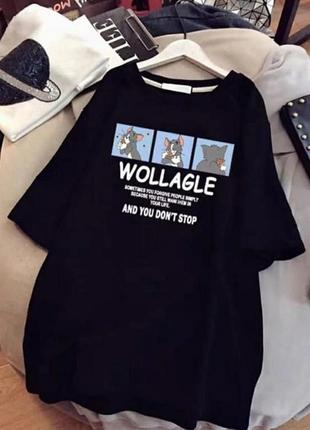 Платье-футболка disney2 фото