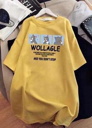 Платье-футболка disney4 фото