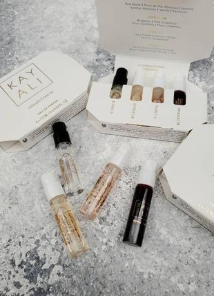Набор ароматов kayali huda beauty collection 01