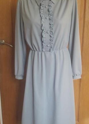 Стильное винтажное платье