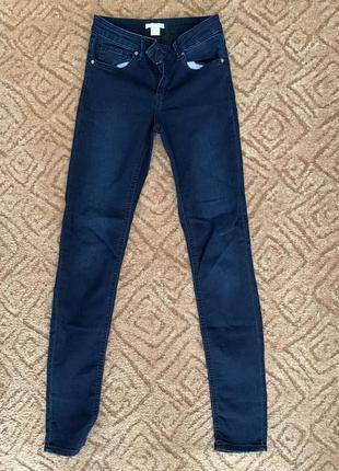 Skinny jeans новые hm