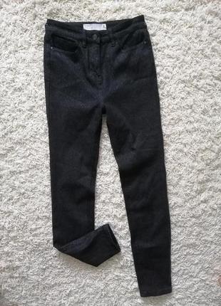 Новые женские джинсы брюки скинни с выс. посадкой next 8 (36)