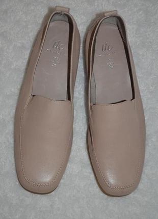 Кожаные туфли tlc
