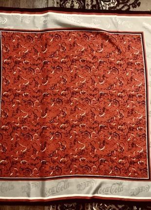 Шикарный платок из 100% шелка