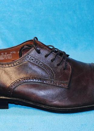 Туфли кожа bostonian italy 46 размер