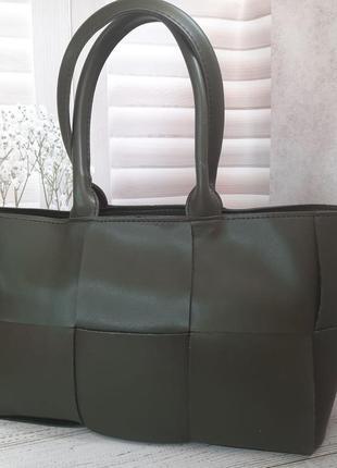 Популярная сумка-шоппер
