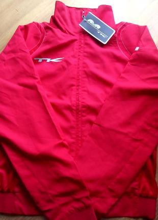 Спортивная дышащая куртка meleka размер s)м