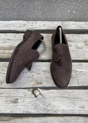 Оригинал премиум туфли canali made italy лоферы