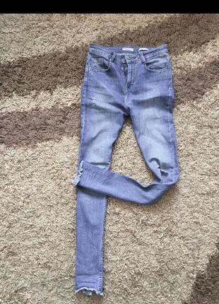 Джинси штани брюки h&m
