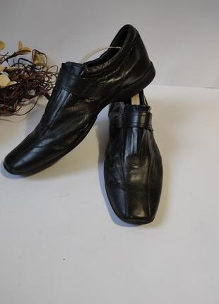 Туфли кожаные s. oliver 29.5см