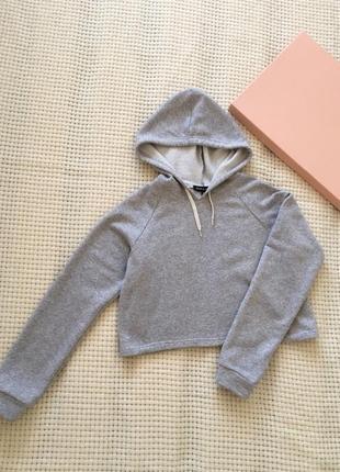 Кофта худи свитер h&m