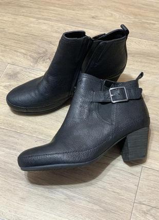 Полусапожки туфли ботинки clark's