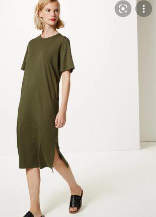 Платье футболка, 44-46