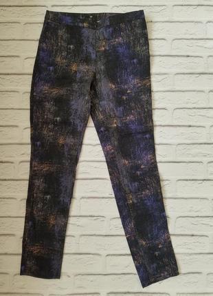 Женские брюки h&m, летняя одежда, летние брюки, пятнистые штаны