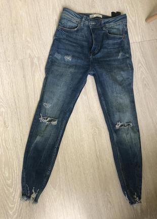 Ускачи zara,джинсы zara