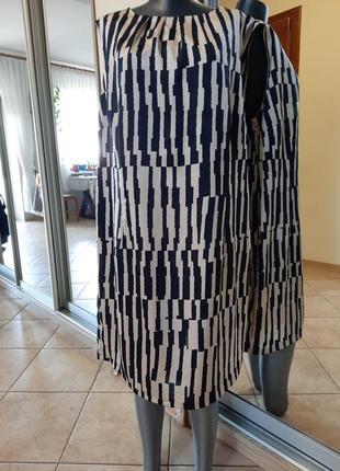 Шикарное на подкладке платье 👗большого размера