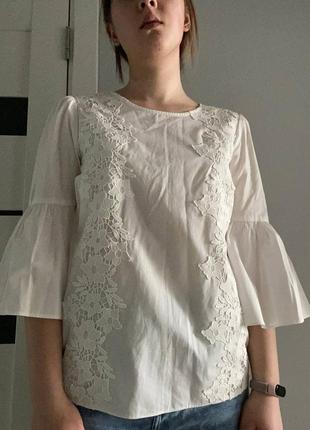 Блуза ivanka trump