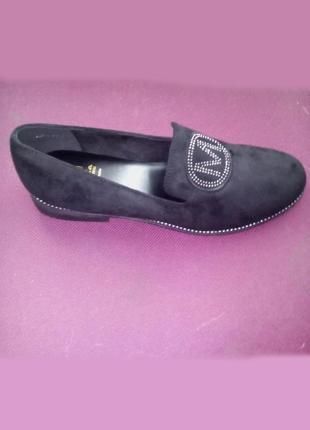Туфли баталы 28-35-8 (маломерные)