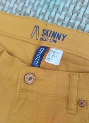 Мужские джинсы h&m.