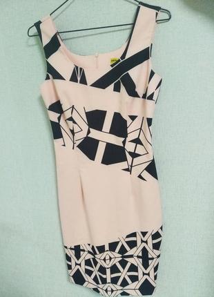 Perle donna летнее платье,размер 36 s