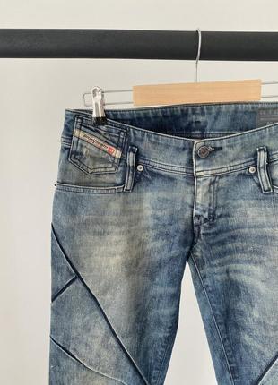 Шикарные джинсы от diesel! levi's!