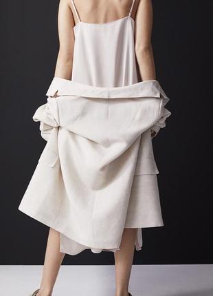 Платье комбинация h&m