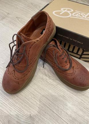 Туфли-броги l' carvari