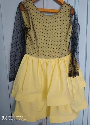 Стильне дитяче плаття