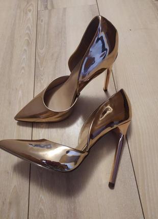 Супер туфли на шпильке justfab